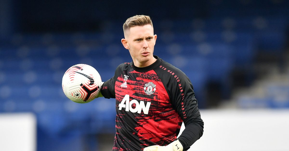 Man Utd goalkeeper Dean Henderson tipped for shock Celtic loan transfer