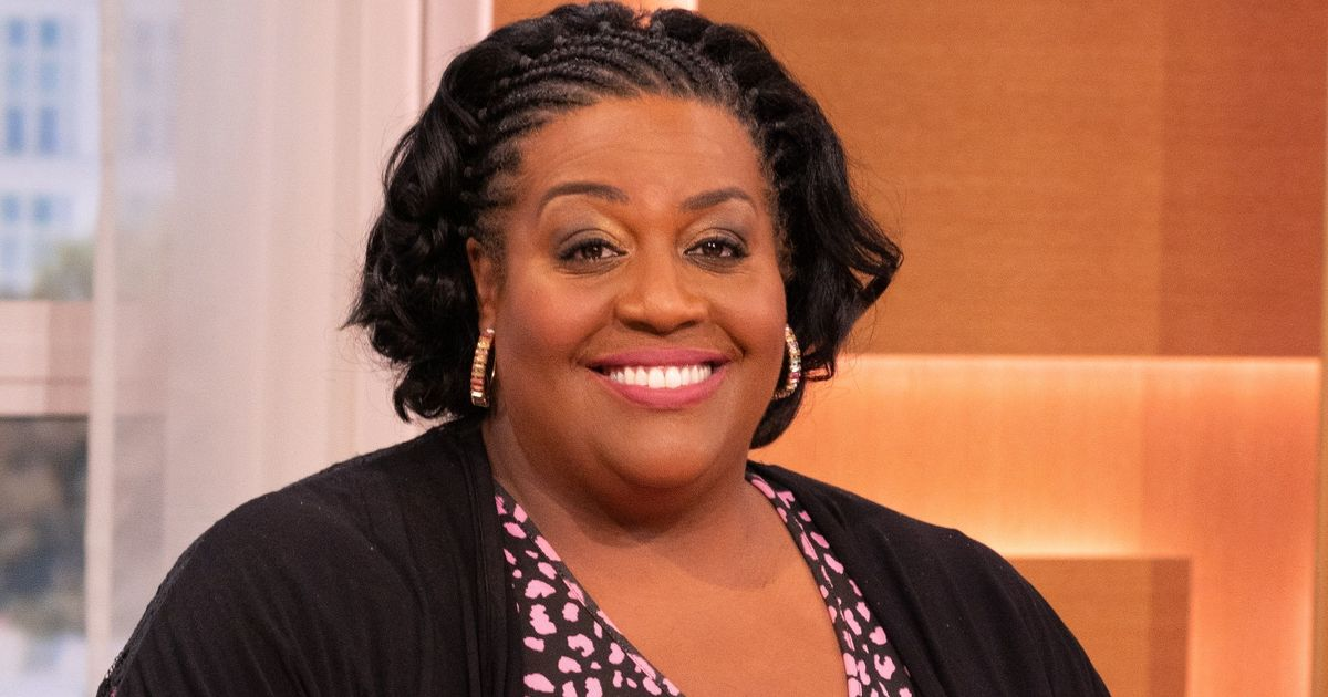 Alison Hammond calls Ruth Langsford 'a beauty' after This Morning replacement