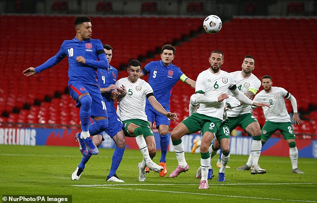 Republic of Ireland lost the match against England 3-0 and some members of the squad felt that Kenny's attempts to motivate the squad ended up overstepping the mark