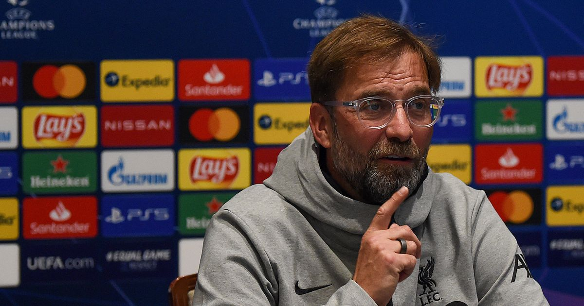 Six Premier League managers have changed mind on five substitutes details Klopp