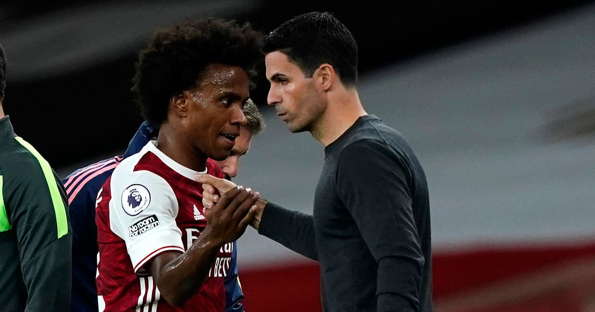 "Mikel Arteta discusses Partey's ""significant"" injury and Willian reprimand"