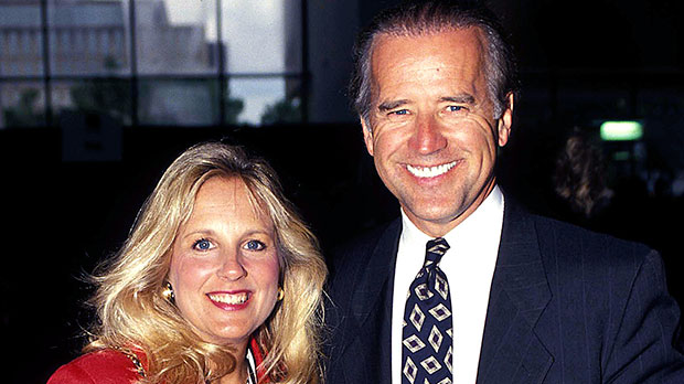 Joe & Jill Biden Through The Years: See Pics Of The Happy Couple After 43 Years Of Marriage