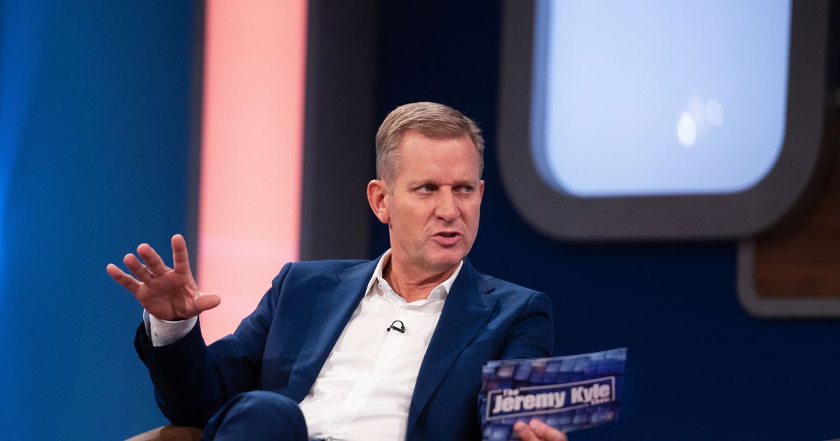 Jeremy Kyle officially named as 'interested party' in death of show guest