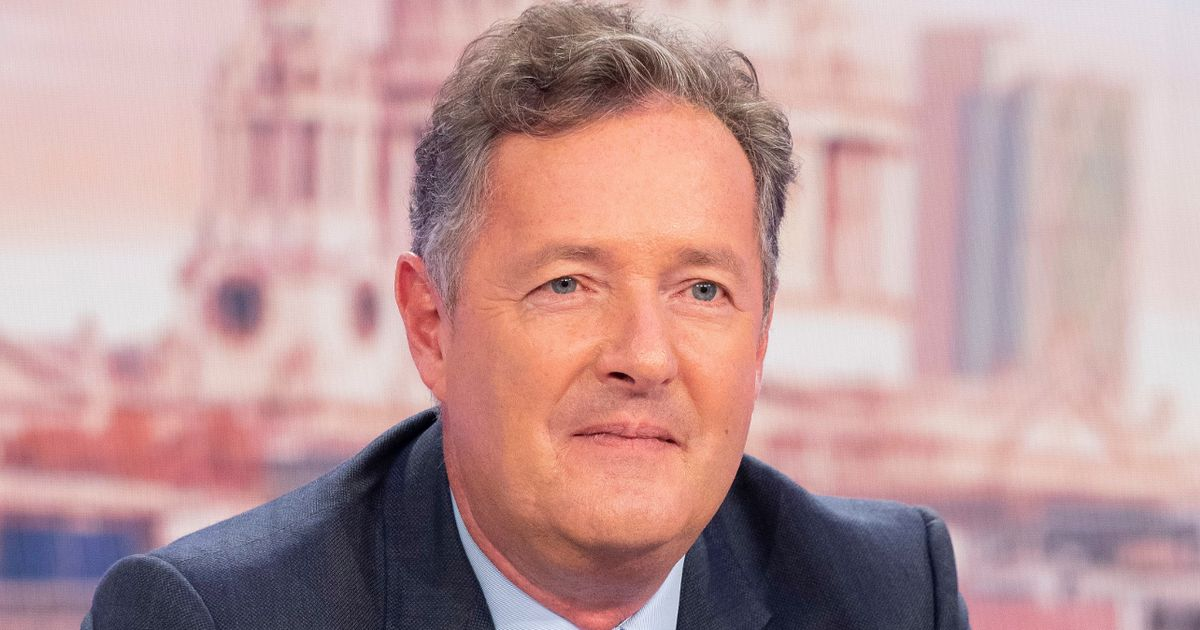 Piers Morgan shares throwback snap with GMB colleagues ahead of work anniversary