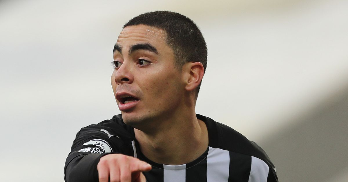 Furious Steve Bruce tells Miguel Almiron he won't be replacing Luis Suarez