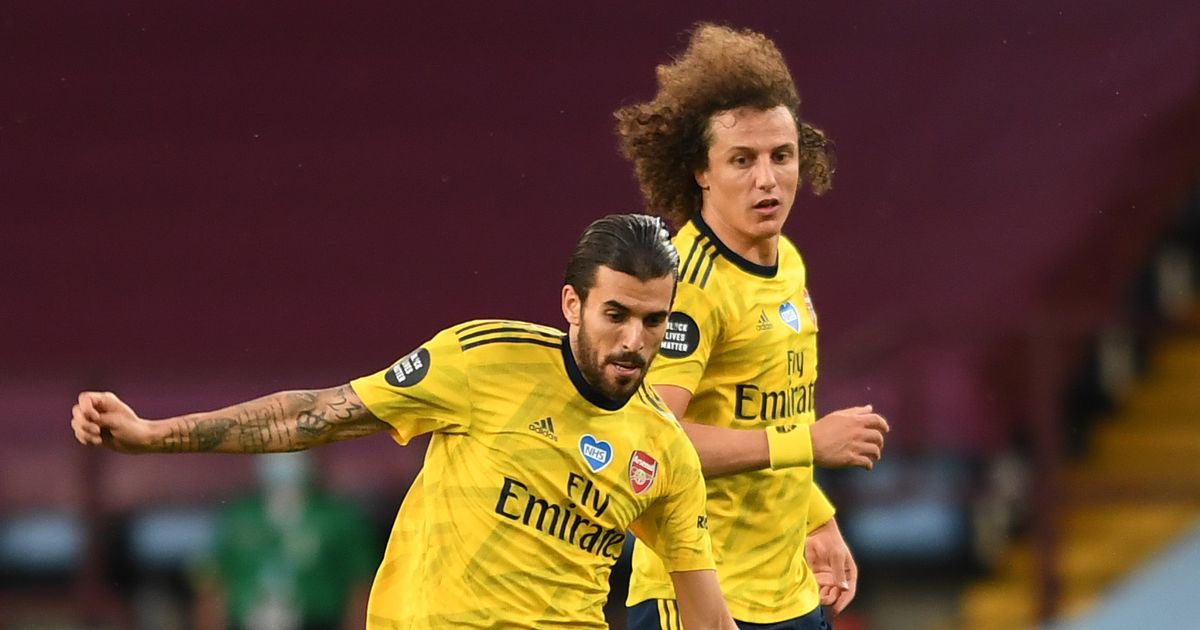 """Keown suggests """"problem"""" at Arsenal amid Luiz and Ceballos fight claims"""