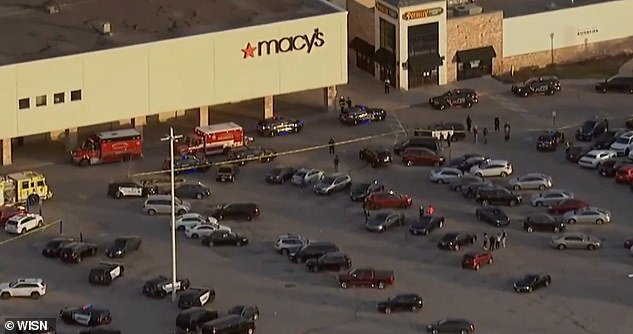 According to reports from police scanner traffic at least three juveniles were shot