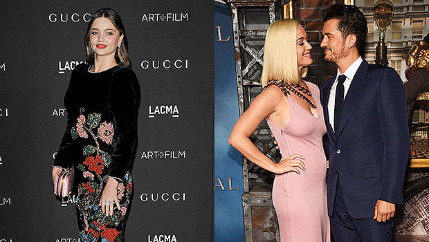 Miranda Kerr Is 'So Grateful' Ex Orlando Bloom 'Found' Katy Perry: 'I Adore Her' — Watch