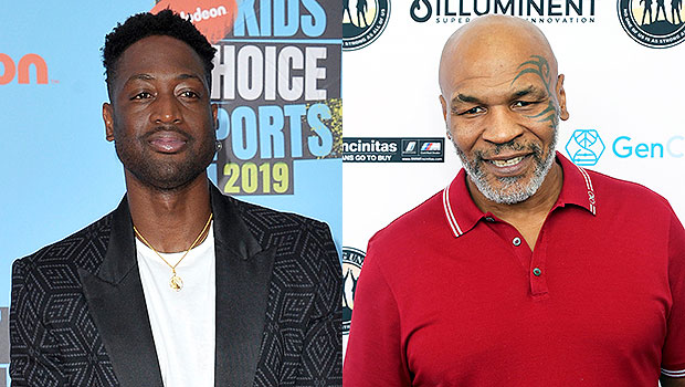 Dwyane Wade 'Appreciated' Mike Tyson Standing Up For Daughter Zaya, 13, After Transphobic Comments