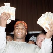 Mike Tyson earned $400m during his boxing career – but blew it all