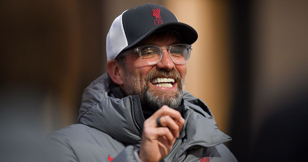 """Klopp praises four """"sensational"""" youngsters yet to play for him this season"""