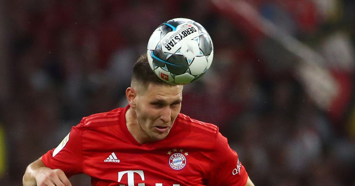 Bayern Munich defender Niklas Sule 'dreaming' of Man Utd transfer