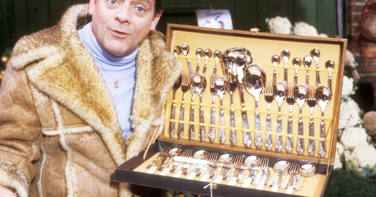 Only Fools and Horses legend David Jason, 80, still rakes in £1m a year