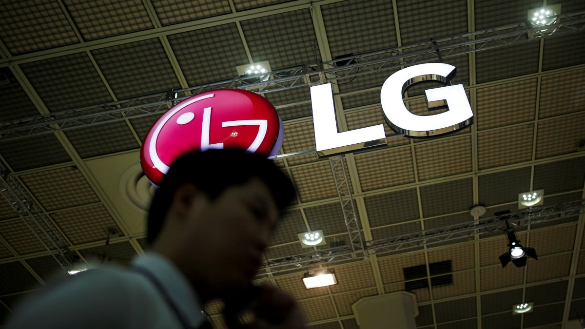 LG Reportedly Files a Patent for Building a Rollable Laptop