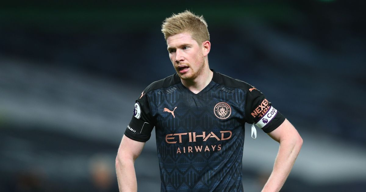 De Bruyne takes aim at football authorities after Man City lose to Tottenham