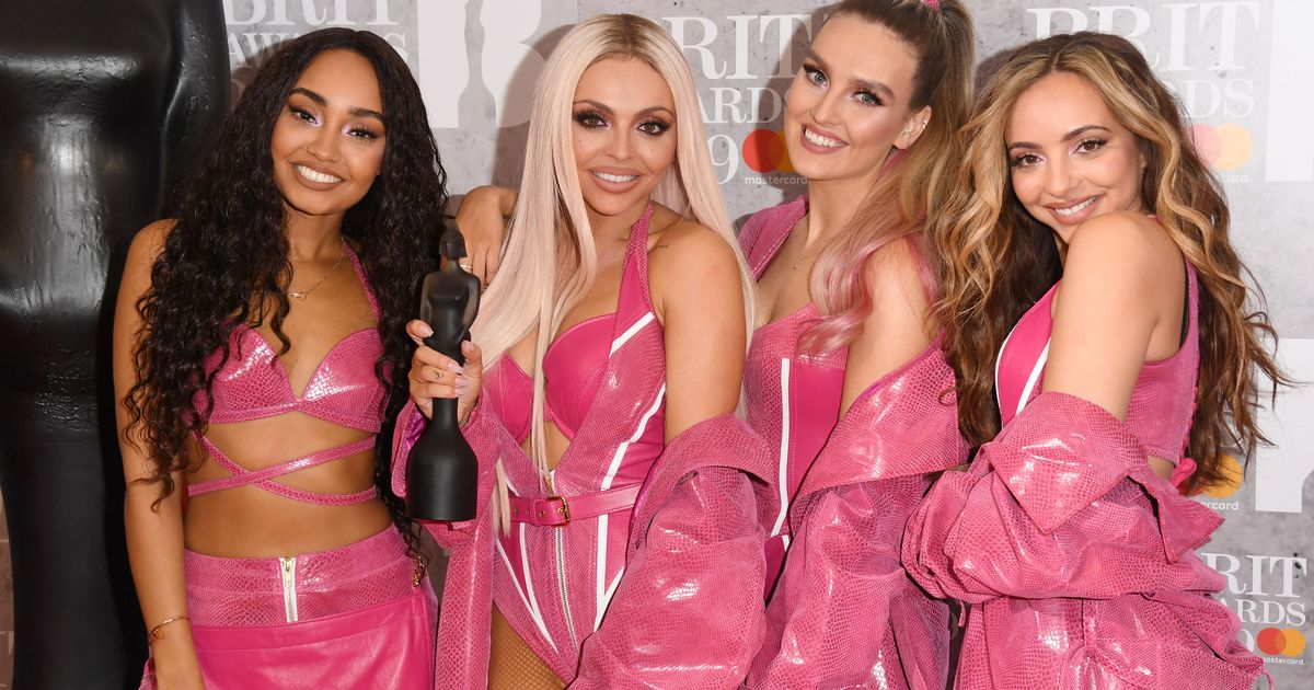 Little Mix's Jade Thirlwall says 'we won't fall out' after rallying around Jesy