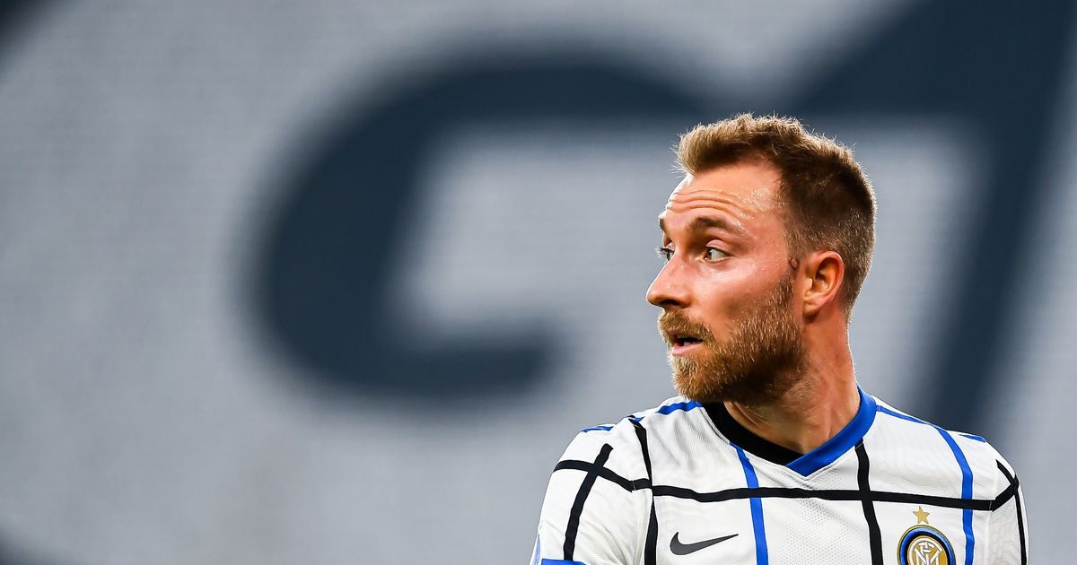 Inter Milan 'eyeing Christian Eriksen swap deal' with Man Utd and Arsenal