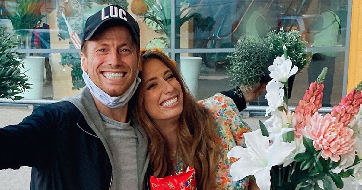 Stacey Solomon makes very intimate confession about lockdown sex with Joe Swash
