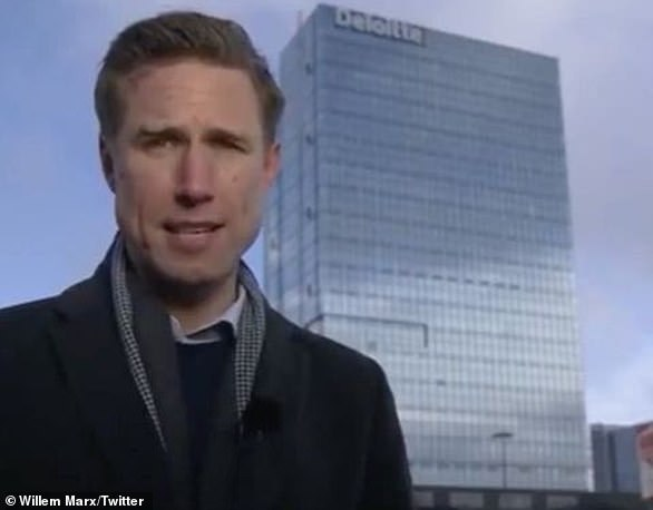 William is currently working as an NBC News Correspondent based in London and has previously worked for as a correspondent for CBS News