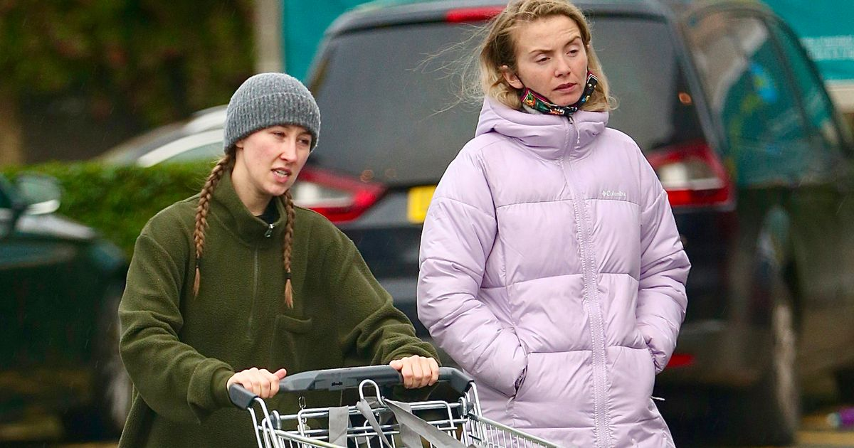 The Crown's Erin Doherty shops at Lidl after winning praise as Princess Anne