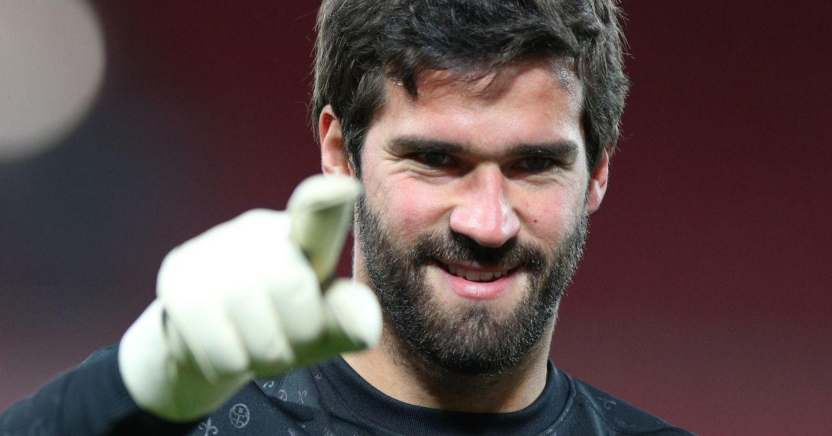 Alisson to wear special shirt at Liverpool's Premier League clash with Leicester