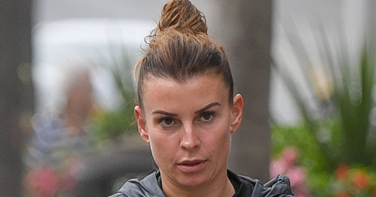 Coleen Rooney poses with adorable sons in Xmas PJs for annual Christmas snaps