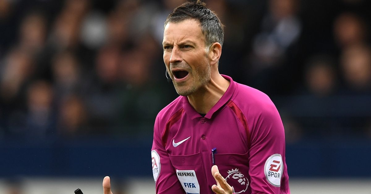 "Mark Clattenburg names the biggest diver in football he had ""big problem"" with"