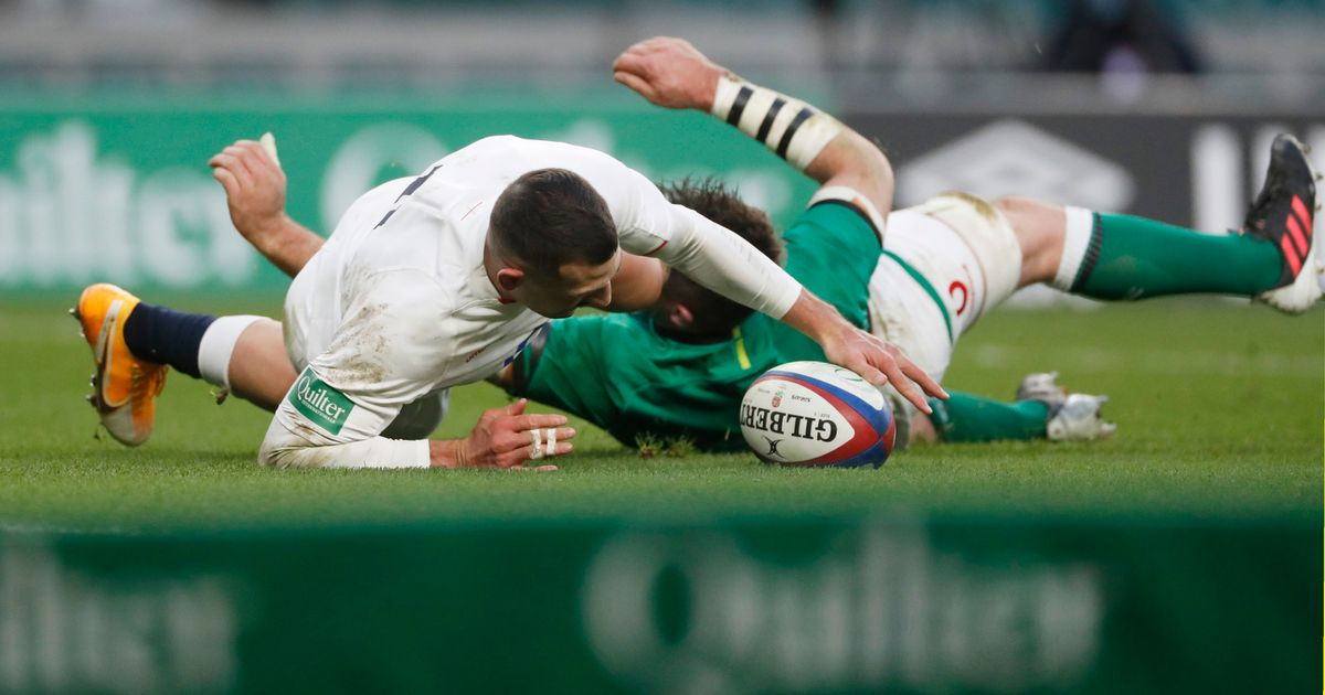 Jonny May can top Rory Underwood's record England try haul says Eddie Jones