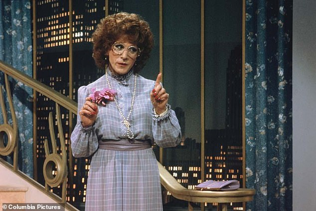 From 1982:Robert was brought on board in an uncredited move to add sparkle to Tootsie which was full of one liners