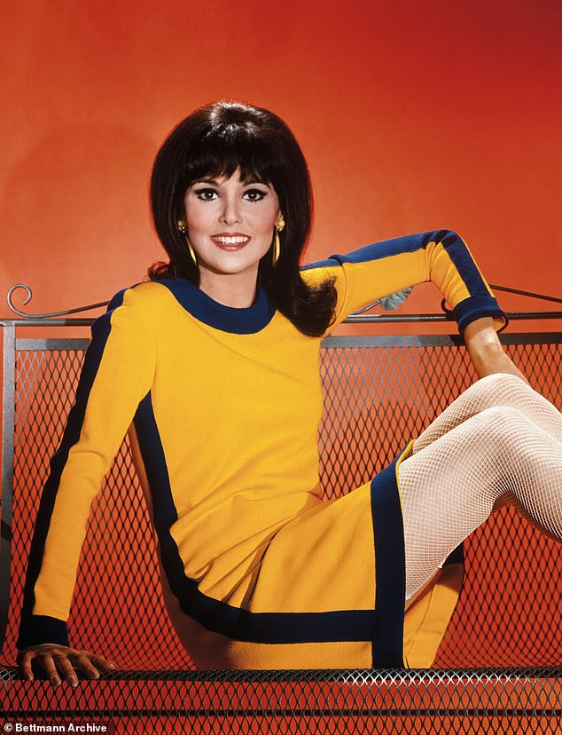A trend:He got his start writing on The Tonight Show With Johnny Carson. Then he moved on to TV shows such as That Girl with Marlo Thomas (pictured), which aired from 1966 until 1971