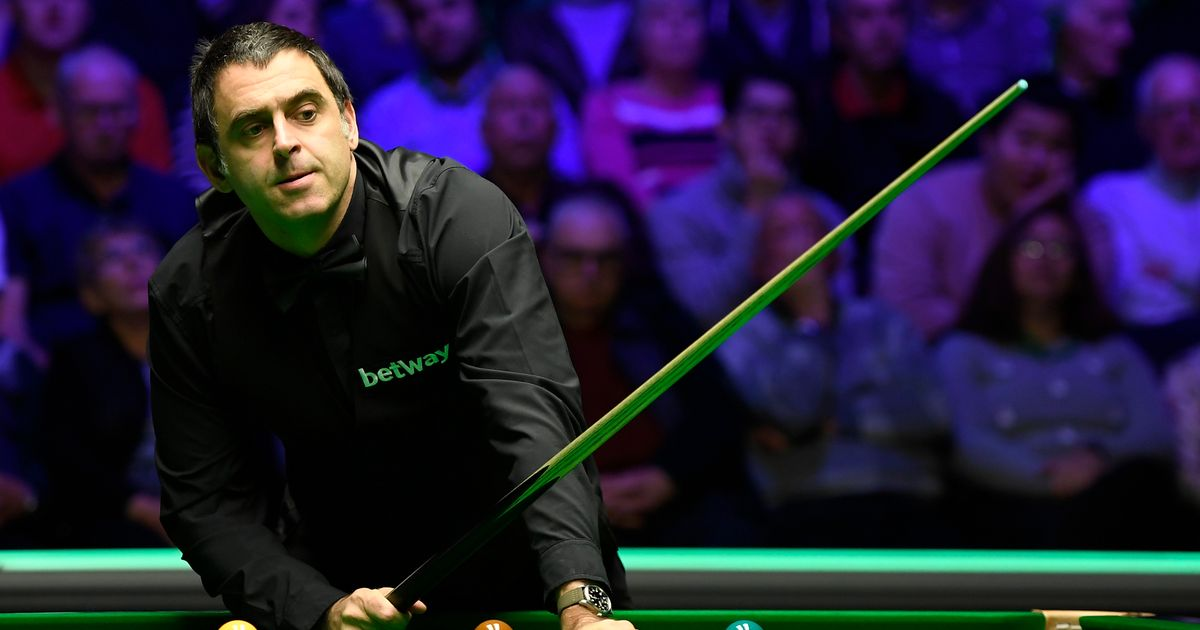 O'Sullivan cites Keith Richards inspiration as he eyes another UK Championship