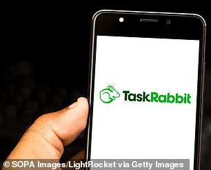 What used to be waiting in line for a new iPhone or theater tickets has now become a COVID-19 test all through TaskRabbit