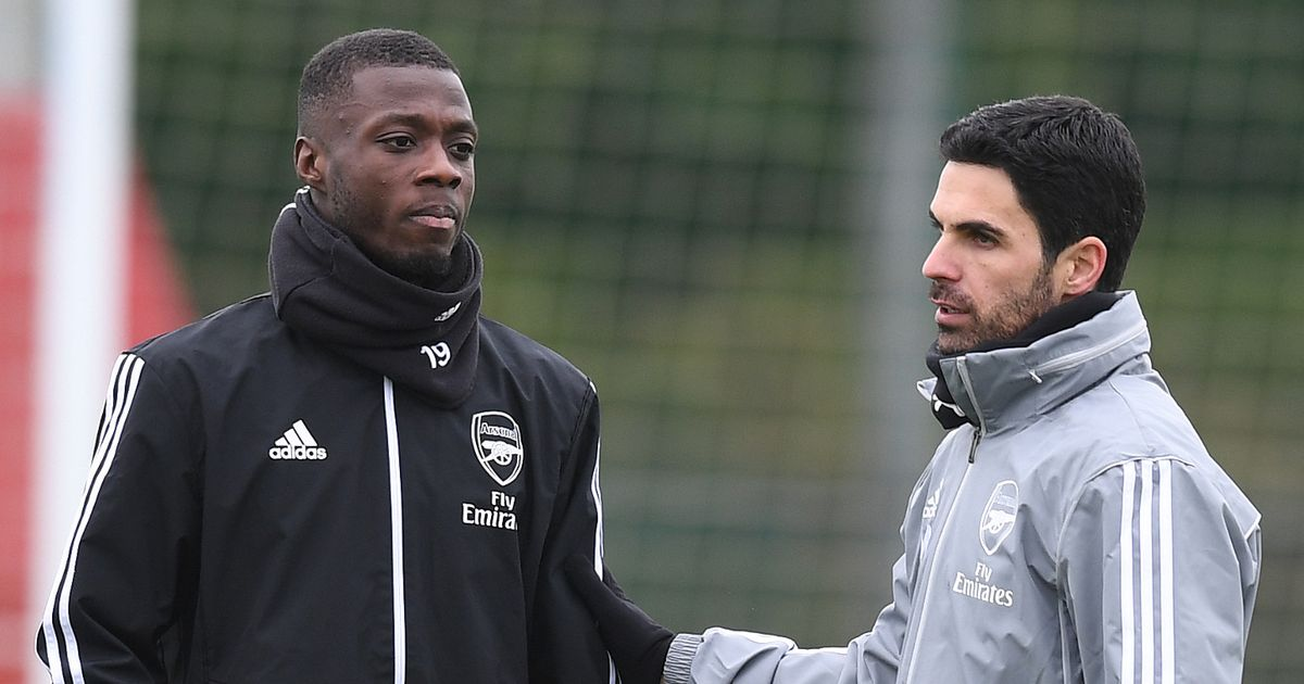 Arteta's private meeting with Pepe set to produce instant decision