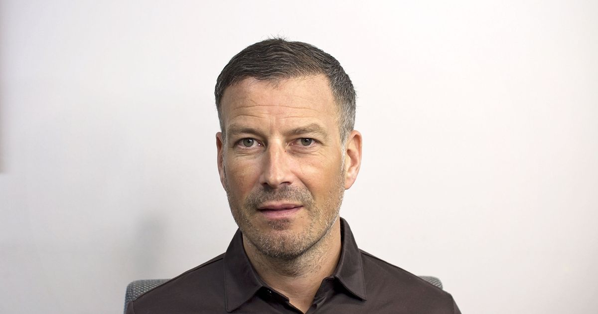 Mark Clattenburg on having two hair transplants after wife's 'looking old' claim