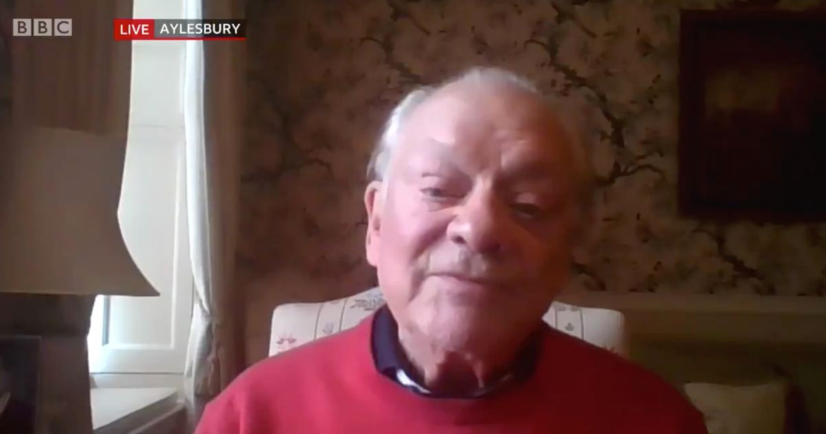 David Jason was forced to wear wig for TV drama role due to hair loss in his 30s