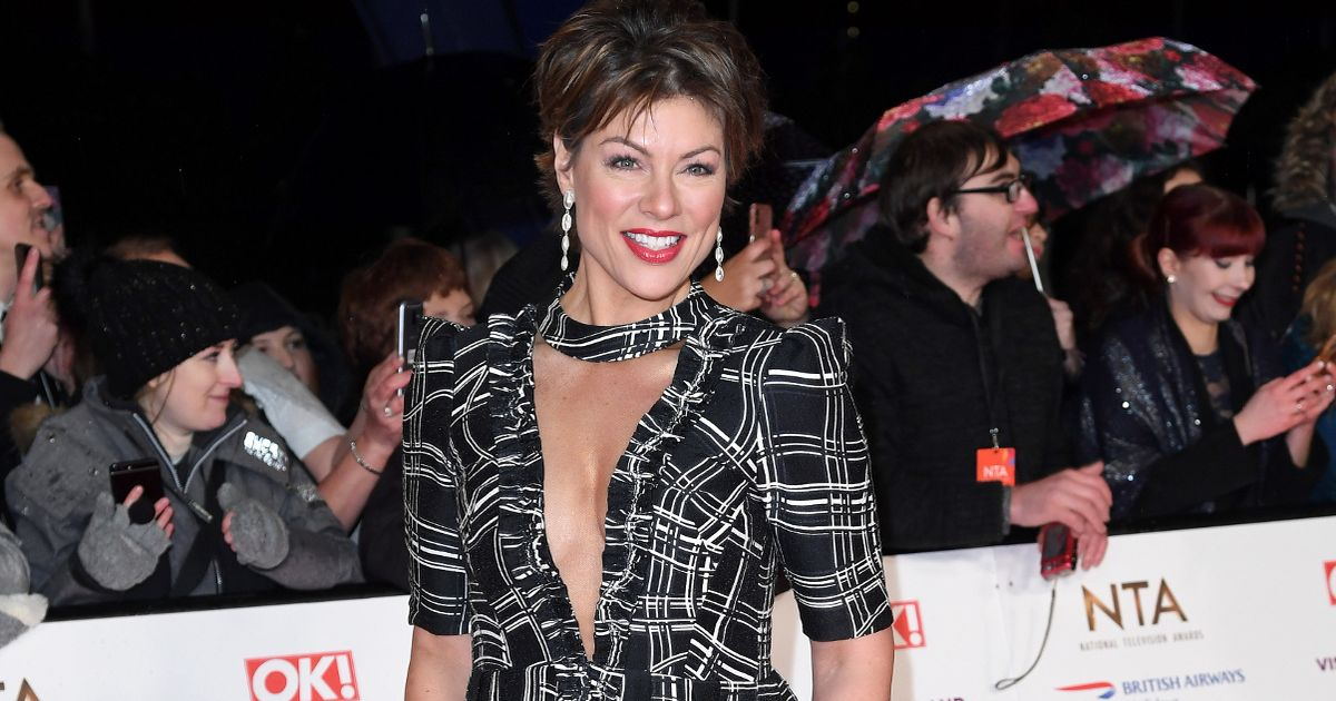 BBC newsreader Kate Silverton loses two stone after gruelling home workouts