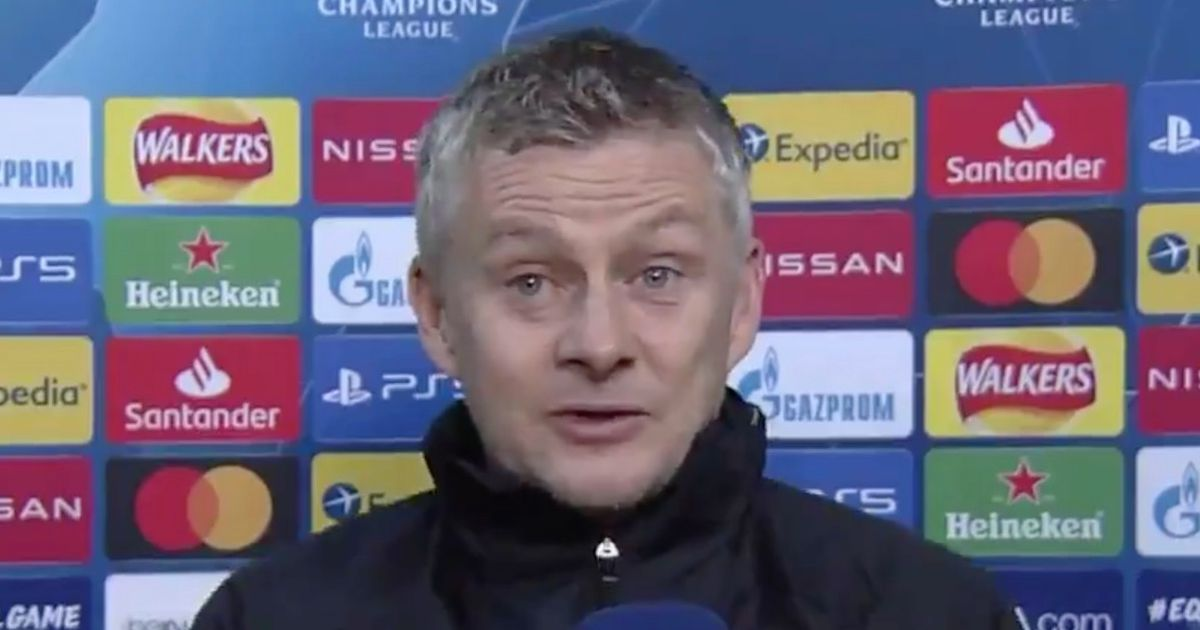 Solskjaer provides his thoughts on Bruno Fernandes giving up penalty duties