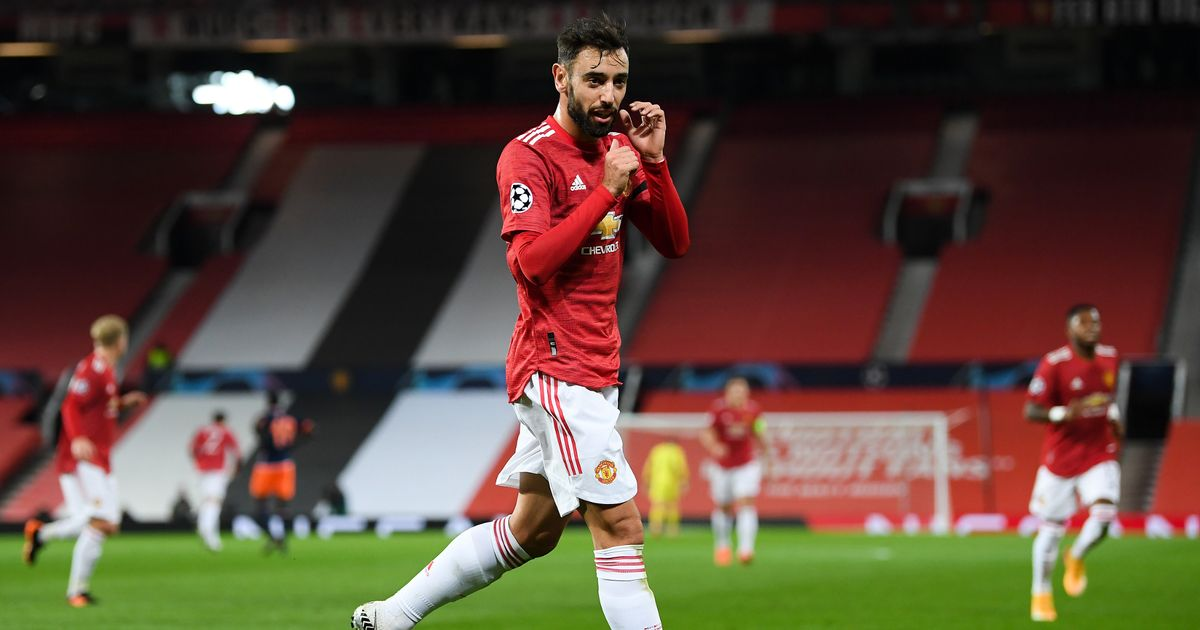 Man Utd would not be in the Champions League without Fernandes contribution