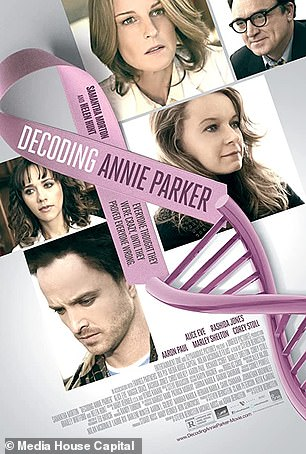 Powell was the executive producer of the 2013 film Decoding Annie Parking about a geneticist who discovered the breast cancer gene, starring Helen Hunt