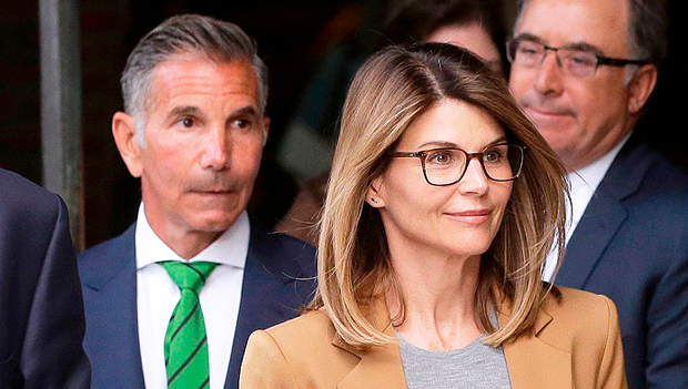 Lori Loughlin & Husband Mossimo Giannulli Pay Total Of $400K Fines As Part Of College Bribery Plea Deal