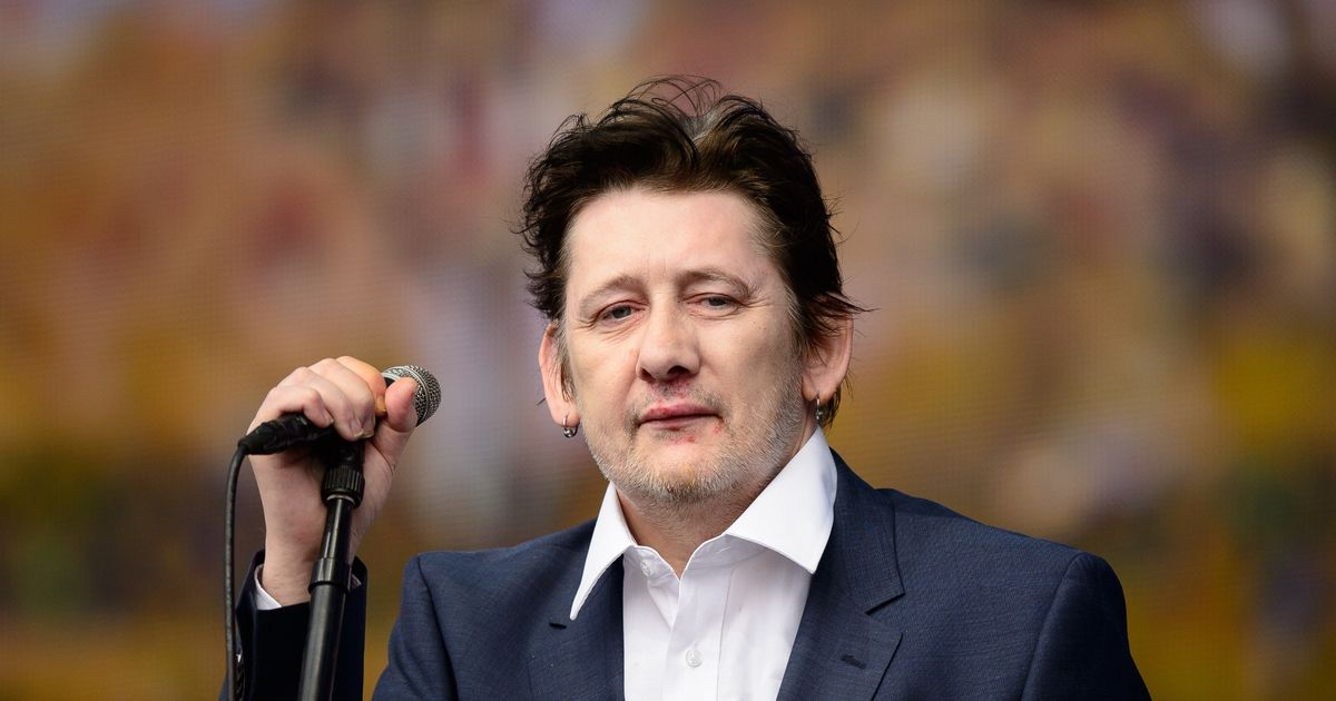 The Pogues star Shane MacGowan admits he is 'sick' of Fairytale of New York