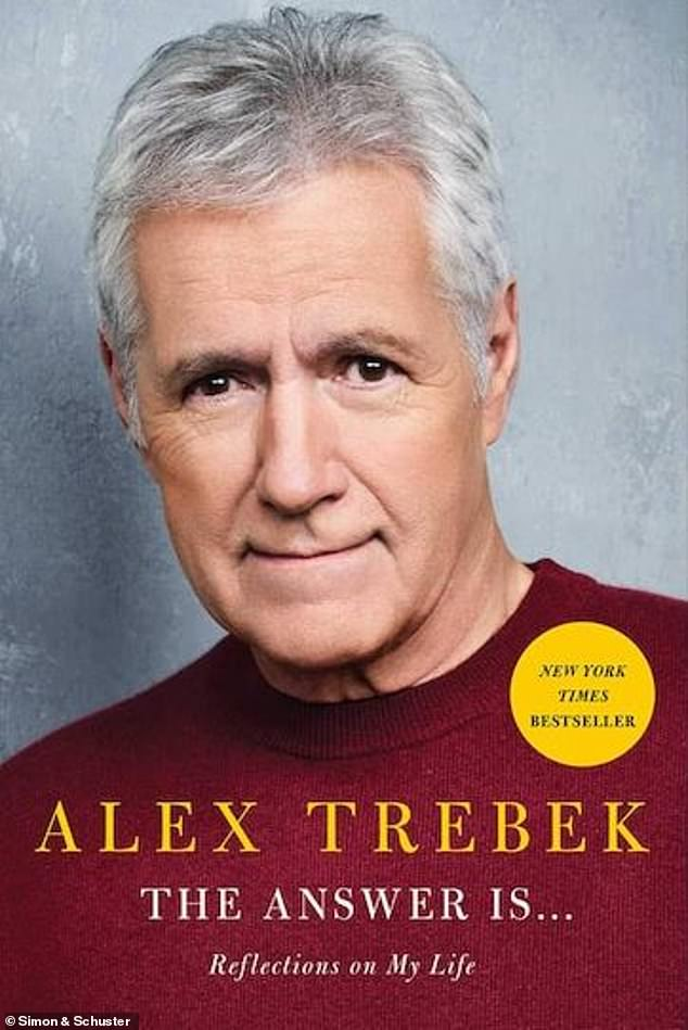 For their consideration: Simon & Schuster, the publisher behind the memoir, submitted both Trebek and Jennings for the award, and are unsure why Trebek's name has been left off, TMZ reports