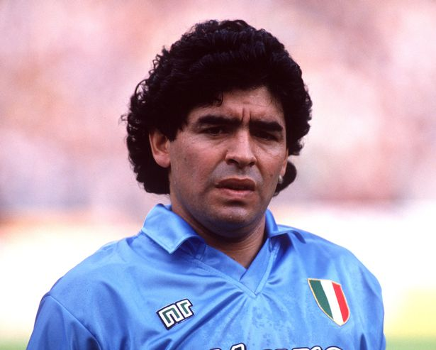 By the time he joined Napoli, Maradona was a regular cocaine user
