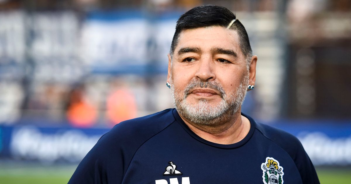 Maradona's brave battle to stay clean after beating 20-year cocaine addiction
