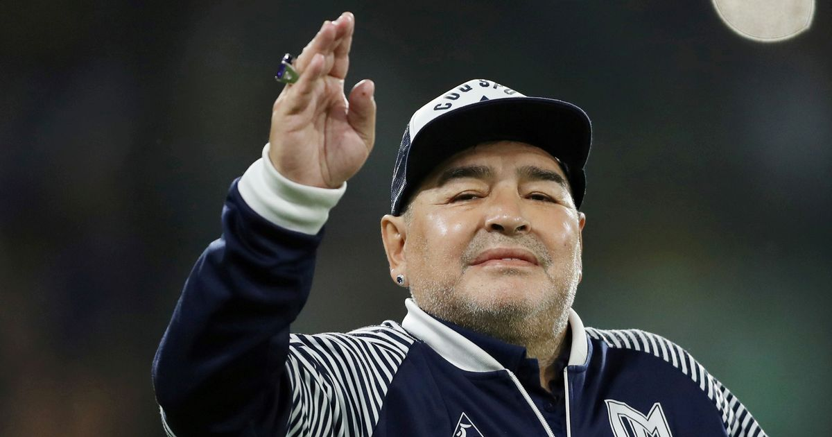 Diego Maradona's final act of kindness just weeks before tragic death