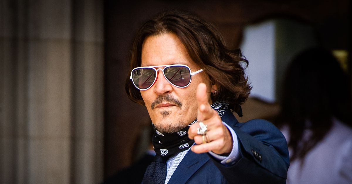 Johnny Depp refused permission to appeal against 'wife beater' ruling