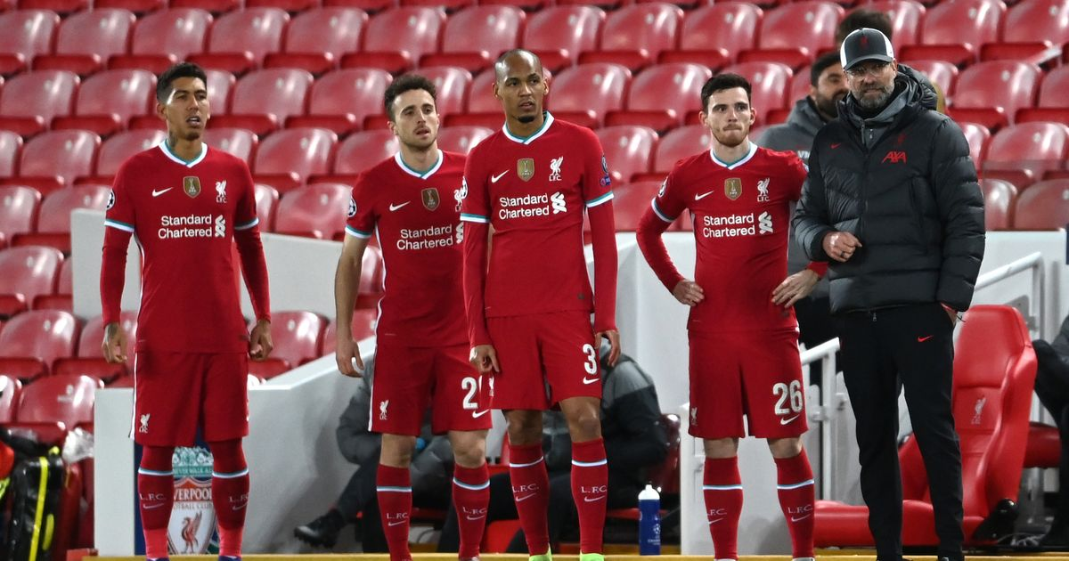 Liverpool player ratings as much-changed Reds fail Atalanta test