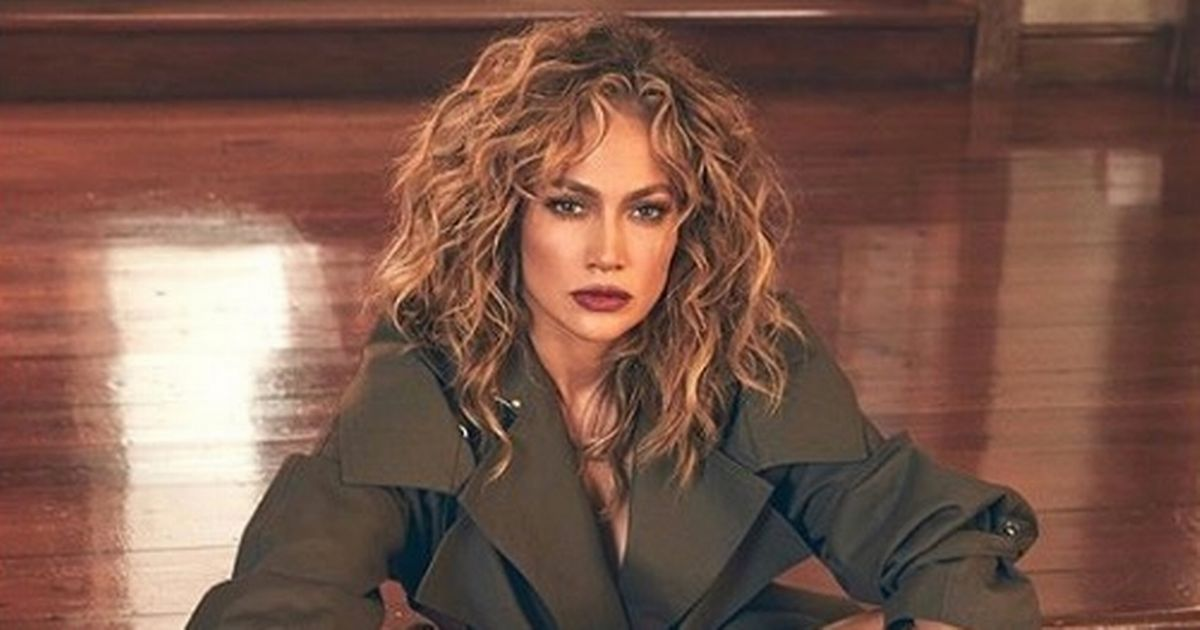 Jennifer Lopez, 51, strips completely naked on new In The Morning single cover