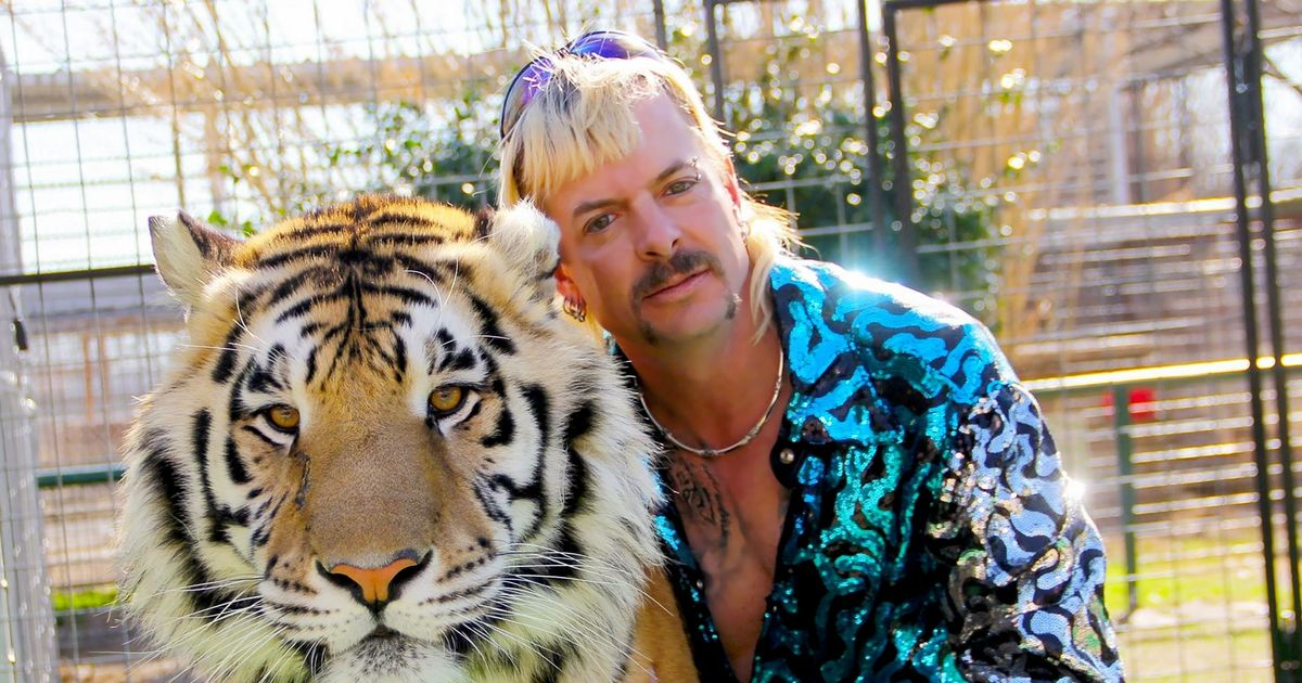 Tiger King's Joe Exotic 'forced to wear same prison clothes for seven months'