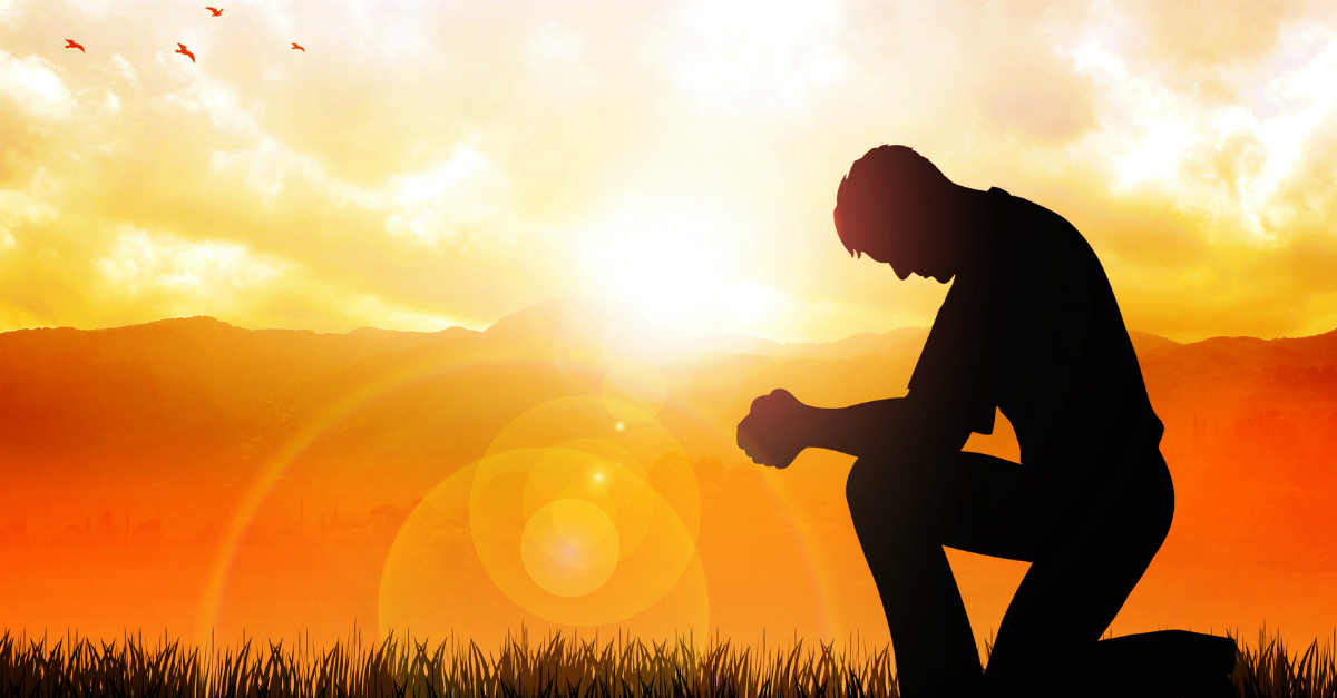 The Amazing Power of Prayer from the Inside Out